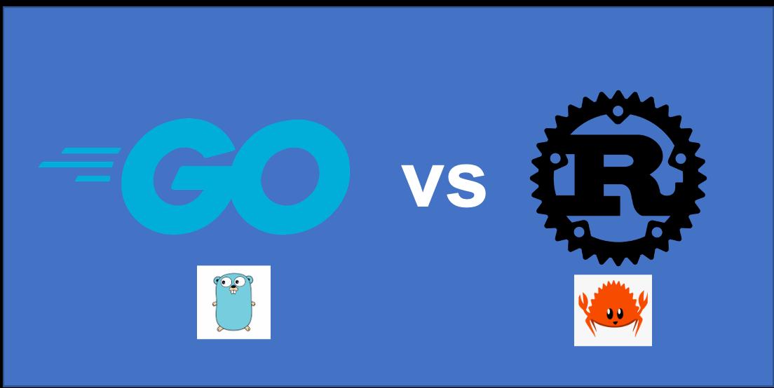 Rust vs. Go:为什么强强联合会更好